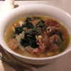 Thumbnail image for Jamie Oliver's Italian bread and cabbage soup
