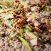 Thumbnail image for ARIA's Mushroom and Asparagus Risotto