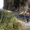 Thumbnail image for Learning to ride a bike on Death Road, Bolivia