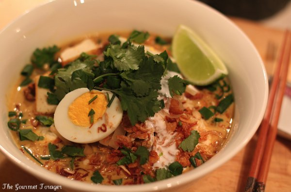 David Thompson's Thai laksa