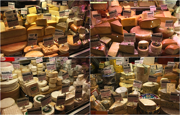 Murrays Cheese Shop, New York