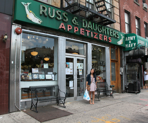 Russ & Daughters, New York