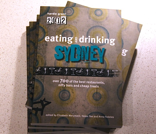 Eating and Drinking Syd Comp, Gourmet Forager