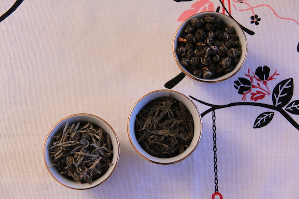 white tea, green tea, Chinese teas, souchong, lung ching, dragon well, Jasmine tea