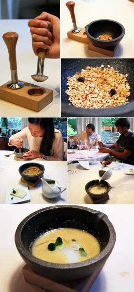 Bonding course, Mugaritz